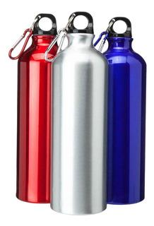 Botella De Agua Aluminio Con Rosca 500ml - Impowick