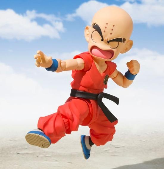 Dragon Ball S H Figuarts Bandai - Kuririn Early Life