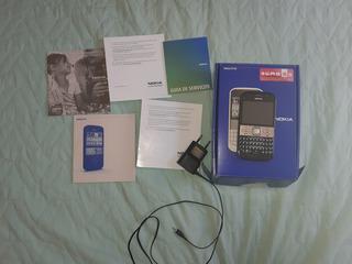 Celular Nokia E5 Caixa Ordinal Dele (valor Negociável)