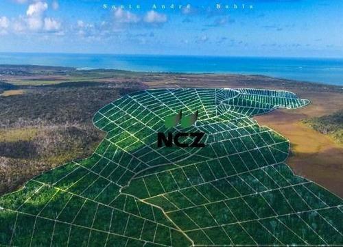 Fazenda À Venda, 2100000 M² Por R$ 21.000.000,00 - Santo André - Santa Cruz Cabrália/ba - Fa0075