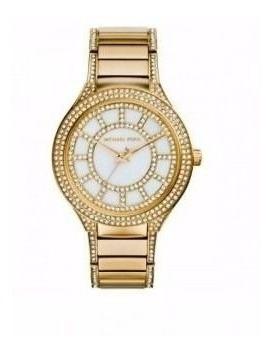 Relógio Michael Kors Mk3312/4bn Feminino Promoção Original
