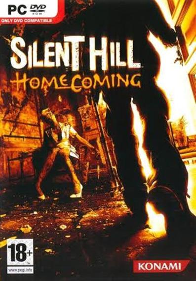Silent Hill Homecoming Pc Envio Digital