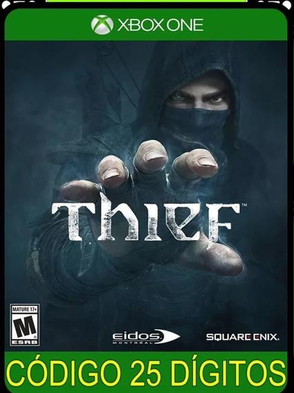 Thief Xbox One 25 Digitos Original