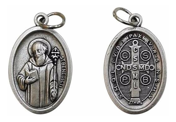 Medalla San Benito De Nursia - 60 Pzs.