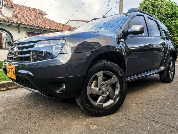 Renault Duster Dynamique 4x2 At 2.0 2ab Abs Fe