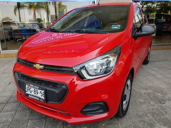 Chevrolet Beat 1.3 Lt Mt 2018 Credito