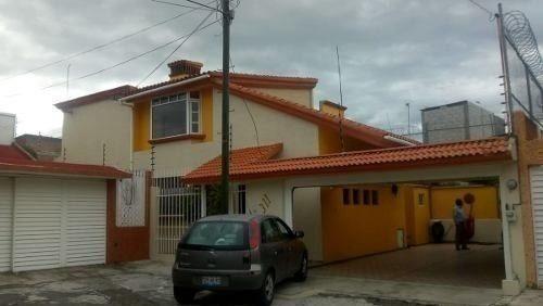 Casa En Venta Colonia El Cerrito Puebla Cerca Cu