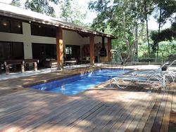 Smpw Quadra 17 Casa Nova E Moderna De 600m² Em Terreno De 2500m² + Área Verde. - Villa116631