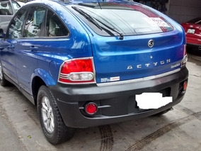 Ssangyong Actyon Camioneta 2007 4x4 Diesel