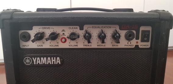 Amplificador Para Guitarra Yamaha
