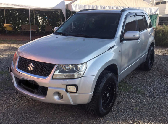 Suzuki Grand Vitara 2.4 Gls V6 Piel Qc Cd 4x4 At 2010