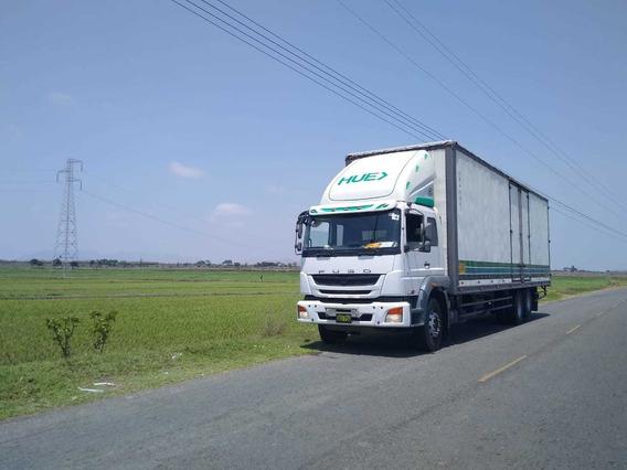 Ocasion Vendo Camion Fuso De 15 Tonelas Año 2016