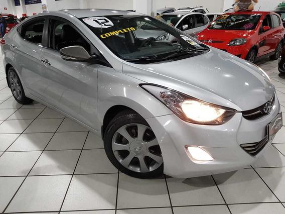 Hyundai Elantra 1.8 16v Gls 4p 2012
