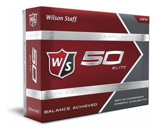 Pelotas De Golf Fifty Elite Docena