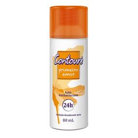 Desodorante Spray Contouré Primeiro Amor 80ml