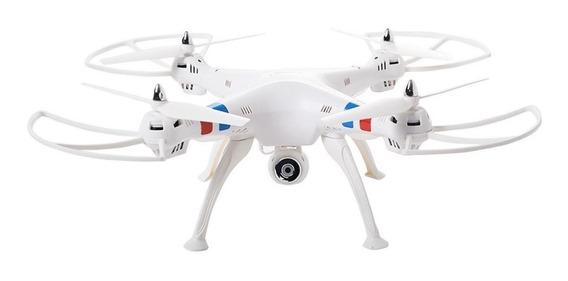 Drone Syma X8W HD white