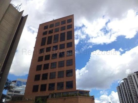 Oficina, En Alquiler, El Rosal, Caracas, Mls 20-7181