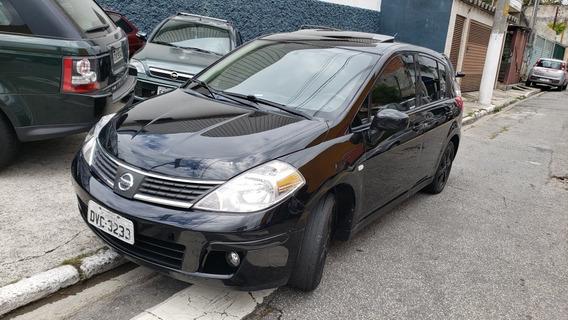 Nissan Tiida 1.8 Sl 5p 2008