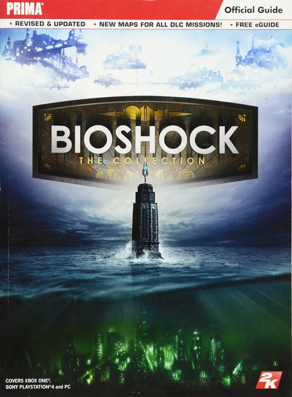 Bioshock The Colection Pc Dvd (mídia Física)