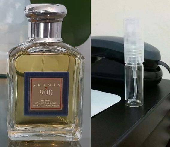 Amostra Decant Perfume Aramis 900 Herbal - 5ml