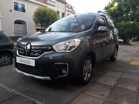 Renault Kangoo 1.6 Sce Stepway Full De Gama Familiar Lp