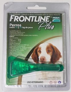 Frontline Plus Para Perro Mediano 10 A 20 Kg 1 Pipeta