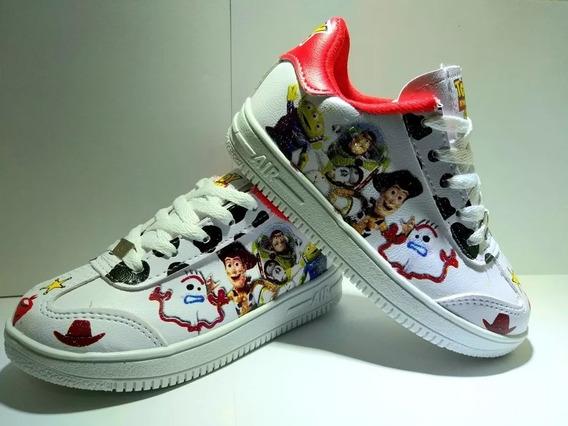 Zapatillas Niños, Personajes, Toy Story, 27 Al 34