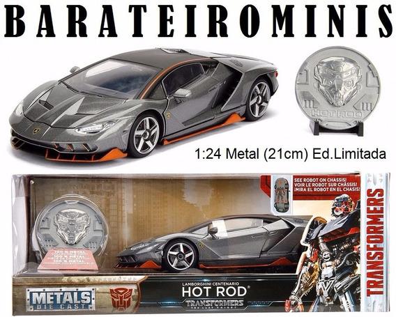 1:24 Jada Lamborghini Centenario Transformers Barateirominis
