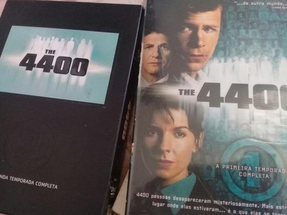 The 4400 , Box Com As Duas Primeiras Temporadas