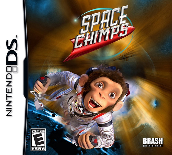 Space Chimps - Ds
