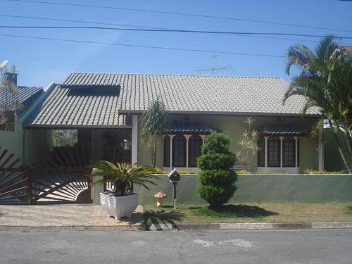 Casa Com 3 Dormitórios À Venda, 296 M² Por R$ 950.000,00 - Condomínio Country Club - Arujá/sp - Ca0393