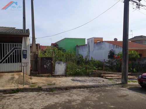 Terreno A Venda No Bairro Jardim Residencial Villa Amato Em - Te 072-1