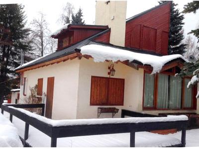 Casa Cerro Catedral - 4 Dormitorios 3 Baños