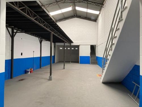 Imagem 1 de 17 de Galpão Para Alugar, 650 M² Por R$ 10.000,00/mês - Fundação - São Caetano Do Sul/sp - Ga0452