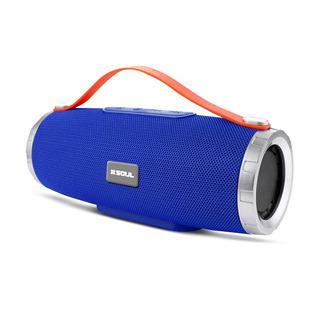Parlante Portatil Bluetooth Soul Xs250 Colores Sd Radio Usb