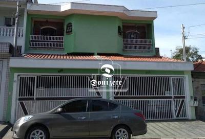 Sobrado Com 3 Dormitórios À Venda, 200 M² Por R$ 550.000 - Jardim Pilar - Santo André/sp - So2495