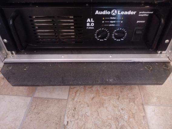 Potencia, Áudio Leader 8.0 Praticamente Nova.