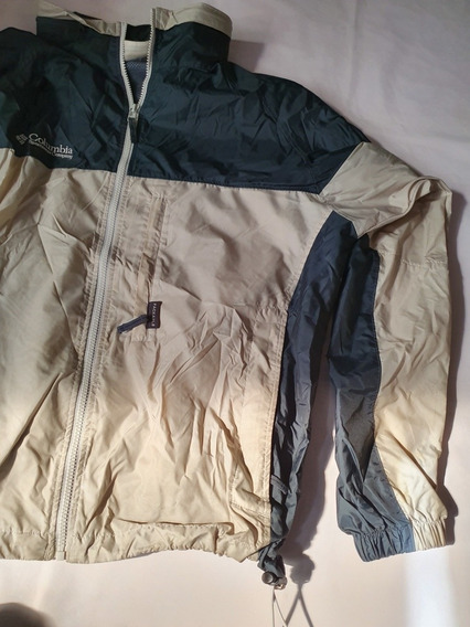 Chamarra Impermeable Columbia Mediana