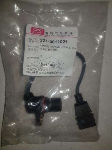 Sensor Posicion De Cigueñal Chery Orinoco Arauca X1 Tiggo *