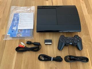Playstation 3 500gb Rf+ 20 Juegos + 2 Controles + Fifa 19