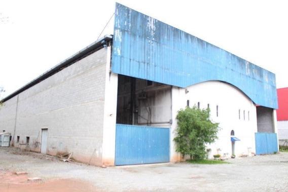 Galpão Industrial Para Locação, Paisagem Renoir, Cotia. - Ga0056