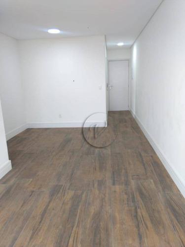 Apartamento Com 3 Dormitórios À Venda, 77 M² Por R$ 550.000,00 - Vila Assunção - Santo André/sp - Ap10155