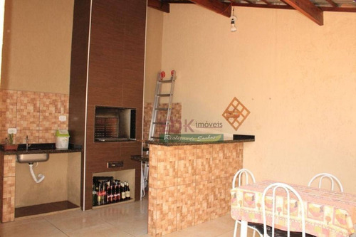 Imagem 1 de 12 de Casa Com 2 Dormitórios À Venda, 57 M² Por R$ 230.000,00 - Vila Olimpia - Taubaté/sp - Ca5130