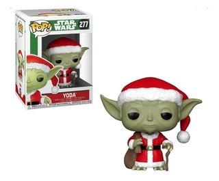 Funko Pop Yoda Navideño 277 Nuevo Original