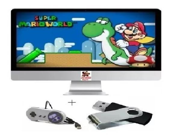 Super Nintendo Portátil - 1 Controles Com 2000 Jogos