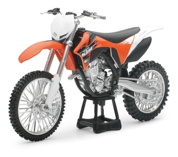 Moto Motocross Ktm 350 Sx-f 1:12 .. En Magimundo !!!!!!