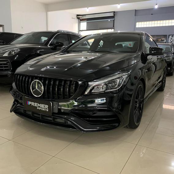 Mercedes-benz Classe Cla 2.0 Sport Turbo 4matic 4p 2018