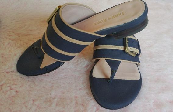 Sandalias Ojotas De Vestir Nº35 Importadas Impecables Oferta