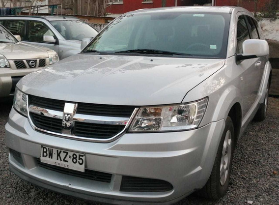 Dodge Journey 2010 Automatica 3corridas De Asientos Full Eq