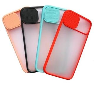 Funda Anti Impacto Protectora Lente De Camara Apple iPhone
